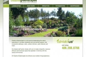 Service Company Web Design