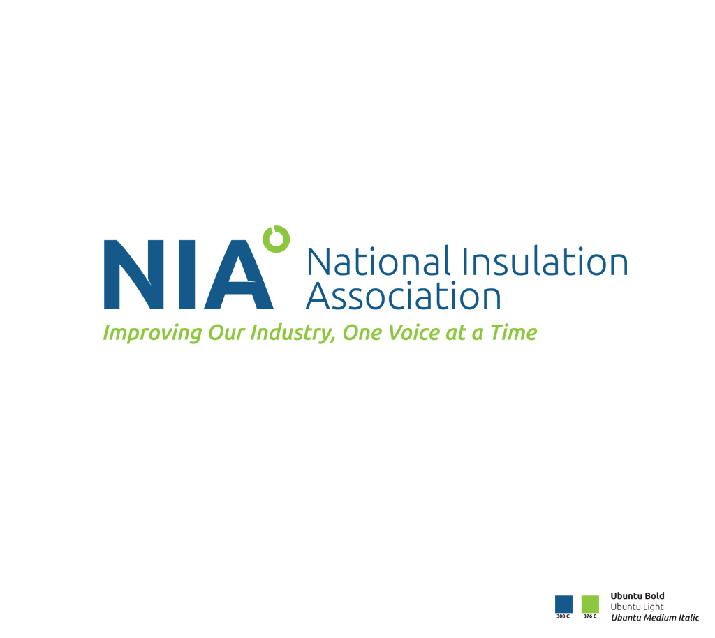 Logo Design for the National Insulation Association